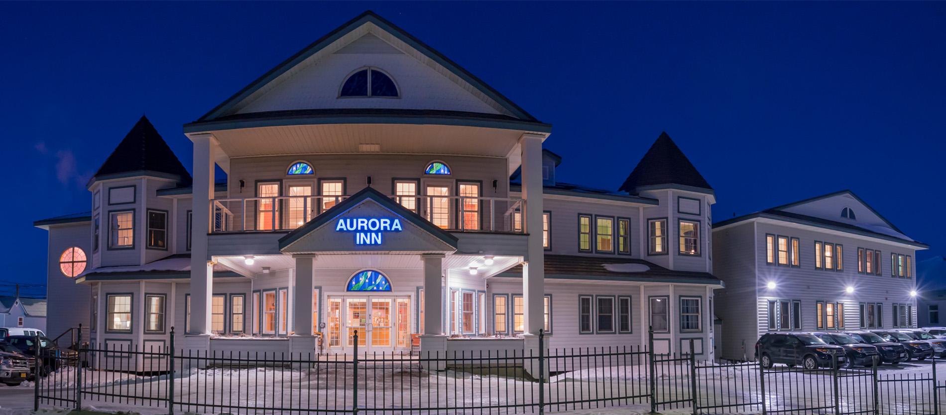 Aurora Inn and Suites Nome Alaska - Hotel Exterior